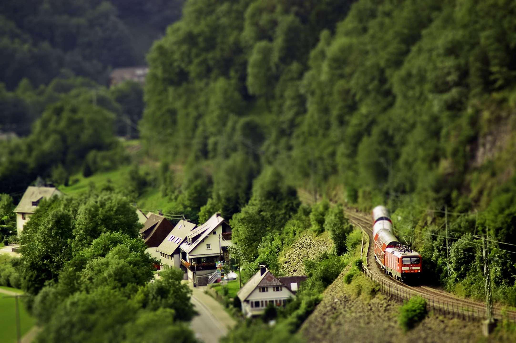 Märklin goes Schwarzwald